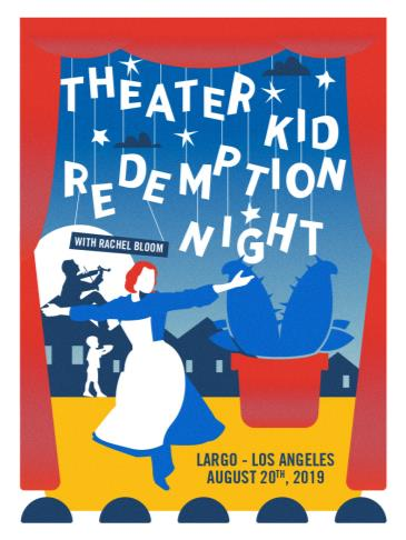 Theater Kid Redemption Night with Rachel Bloom: Main Image
